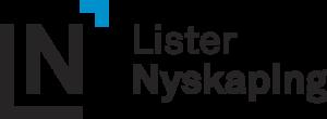 Lister Nyskaping logo