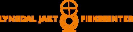 Lyngdal jakt og fiskesenter logo