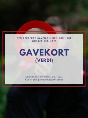 Flått-Knocker Gavekort