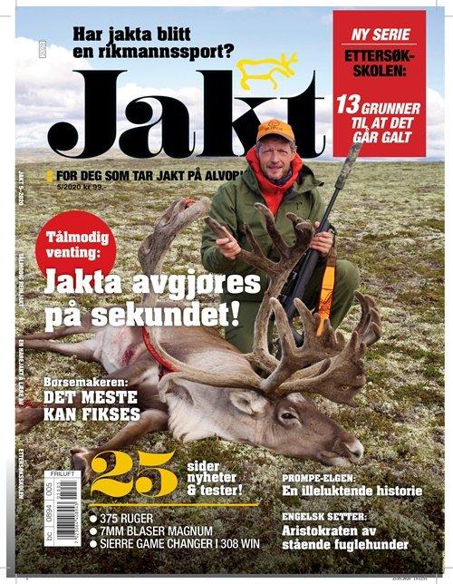 JAKT - magasinet